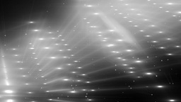 Silver Flood Lights Disco Music Background Animation