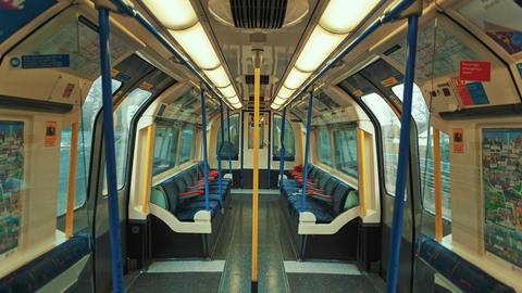 Stress-free commuting Footage
