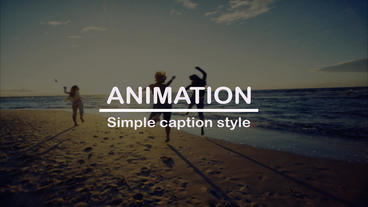 Title Template After Effects Templates