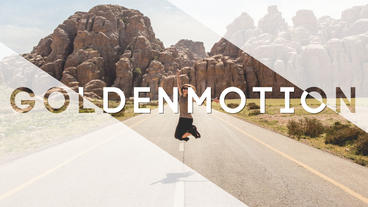 modern photo typography After Effects Template