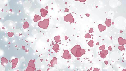 4k Slow Valentine Background Live Action