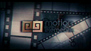 Glitch Logo 2 After Effects Template