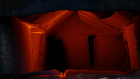 Scary Warm Glow Footage