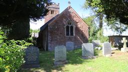 Church of St Peter and St Paul Runnington Somerset UK 2
