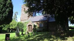 Church of St Peter and St Paul Runnington Somerset UK 3 Filmmaterial