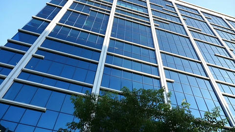 Video of business center in Los Angeles ビデオ