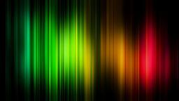 Colorful light CG動画素材