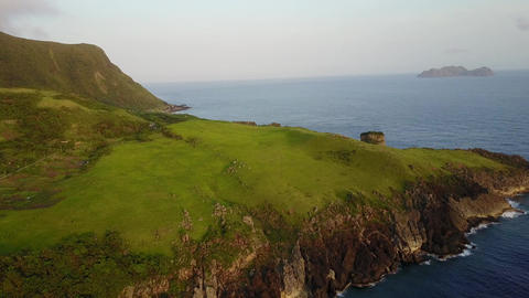 DJI MAVIC 4K Aerial Drone Video Taiwan Taitung Orchid Island Lanyu 20170417 11