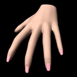 Hand Modelo 3D