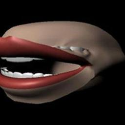 Mouth human 3D buy 3D