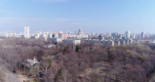 Park and the city