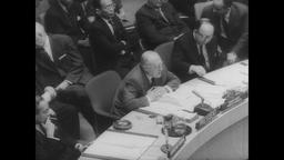 Cuban Missile Crisis 1962 - No Deal For Moscow, U.S. Demands Full Withdrawal Filmmaterial