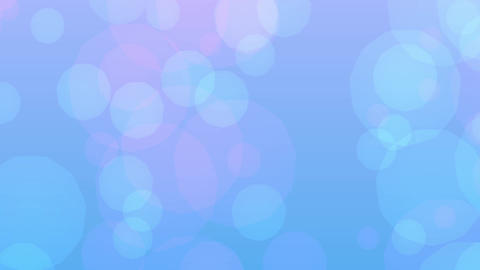 Pastel Bokeh Background Animation