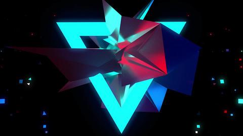Energy Beat 4K 02 Vj Loop Animation
