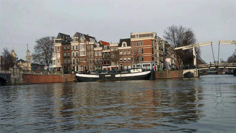 Canals of Amsterdam GIF