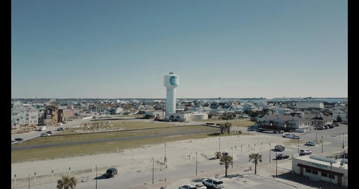 Atlantic Beach watertower Live Action