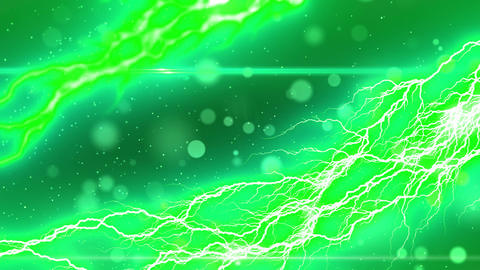 Partcle thunder lineBG dbl wht Animation