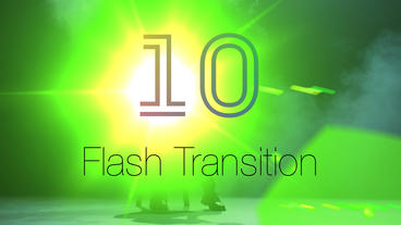 Lines Transition Light After Effects Templates