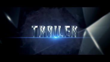 Trailer Silver After Effects Templates