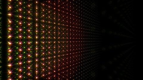 LED Light Space G 5u B 2 HD Animation