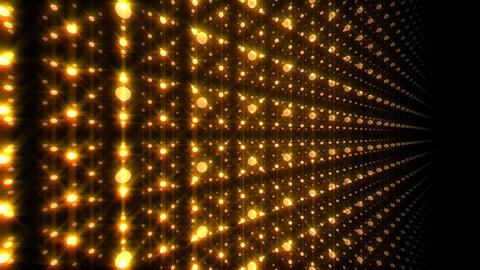LED Light Space G 5u D 3 HD Stock Video Footage