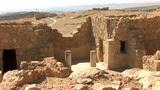 Masada fortress Footage