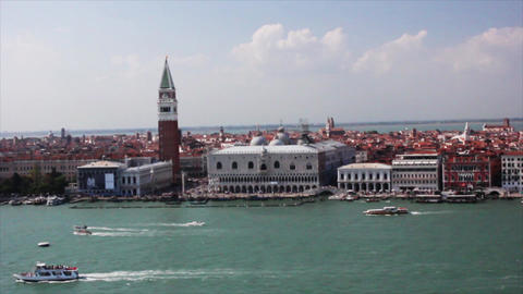 VENICE Lagoon 6 Stock Video Footage
