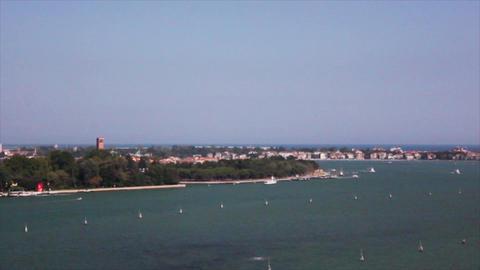 VENICE Lagoon 8 Stock Video Footage
