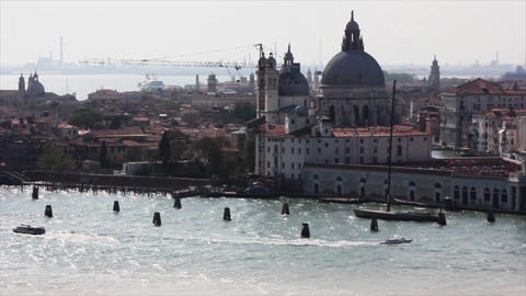 VENICE Lagoon 9 Stock Video Footage