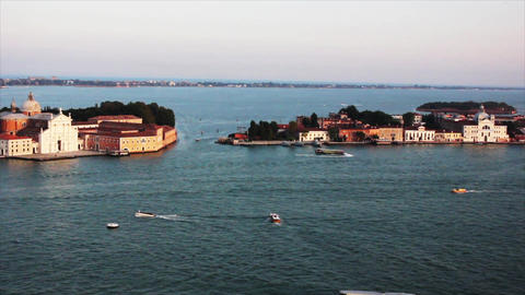 VENICE Lagoon 15 1 Stock Video Footage