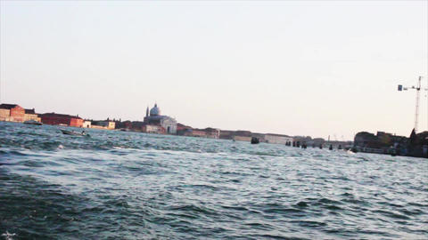 VENICE Lagoon 17 Stock Video Footage