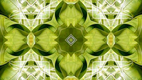 kaleidoscope pattern of rice dumplings of glutinous... Stock Video Footage