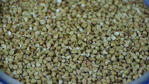 many buckwheat,grain food Footage
