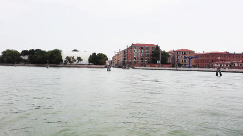 VENICE Lagoon 19 Stock Video Footage