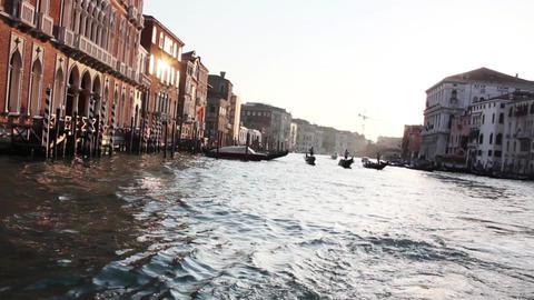 VENICE Canal Grande 2 Footage