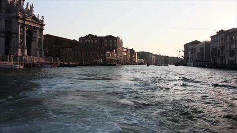 VENICE Canal Grande 4 Footage