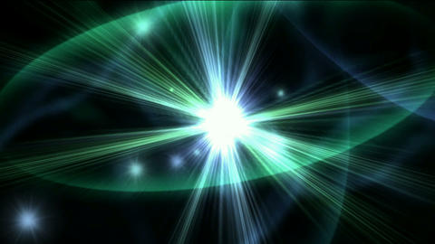 swirl power tech electron energy field launch rays laser... Stock Video Footage