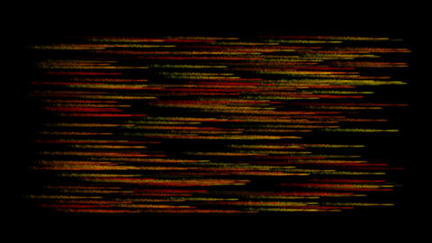 abstract crayon parallel streak & smoke background Stock Video Footage