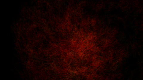 wind blow red smoke & dust at night Animation