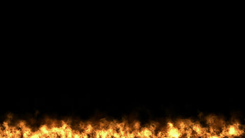fire wall Animation