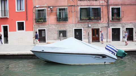 VENICE Canal Grande 9 Stock Video Footage