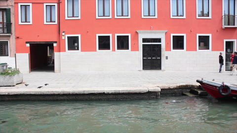 VENICE Canal Grande 9 Stock Video Footage