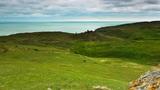 timelapse. coast of the Kerch Peninsula Footage