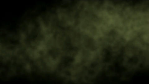industry pollution smoke & gas in darkness Stock Video Footage