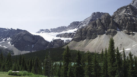 Beautiful Canadian Rocky Mountains in 4K Footage