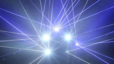 laser light show seamless loop background 4k (4096x2304) Stock Video Footage