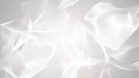 soft white abstract background seamless loop 4k (4096x2304) Animation