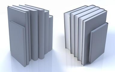 Books 3D Model MAX 3D Model