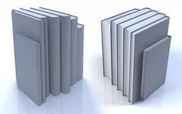 Books 3D Model MAX Modelo 3D
