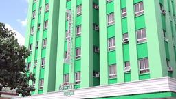 Zoom In to Santa Clara Libre Hotel, Santa Clara, Villa Clara, Cuba Footage